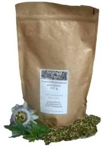 Aus Passionsblumen-Kraut kannst du im Handumdrehen einen leckeren Tee zubereiten.